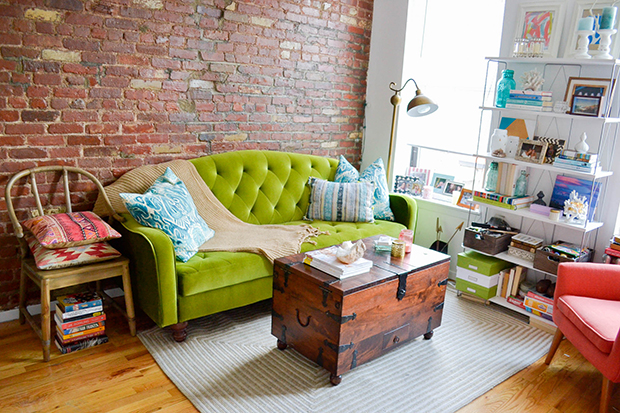 Affordable Finds for the New Apartment