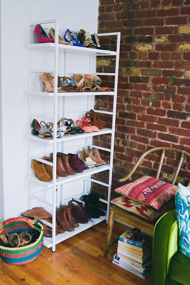 How to organize your clothes in a small space for How to organize a small room