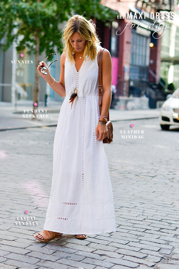 506d46cdda3 How to Wear the Maxi Dress for Daytime