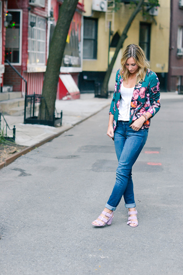 How To: Dress Up Your Fall Denim