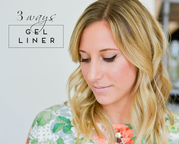 gel liner 3 ways