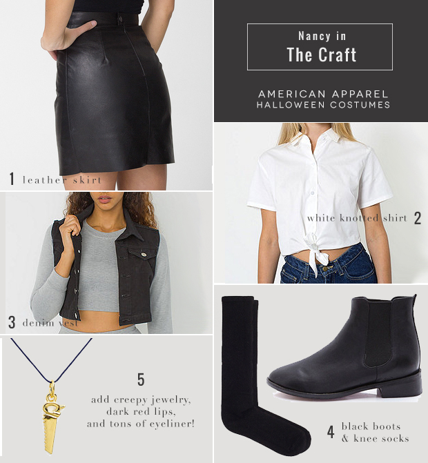 Costume With Leather Skirt Skirt Direct