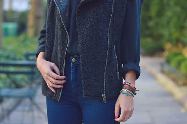 faux fur vest6