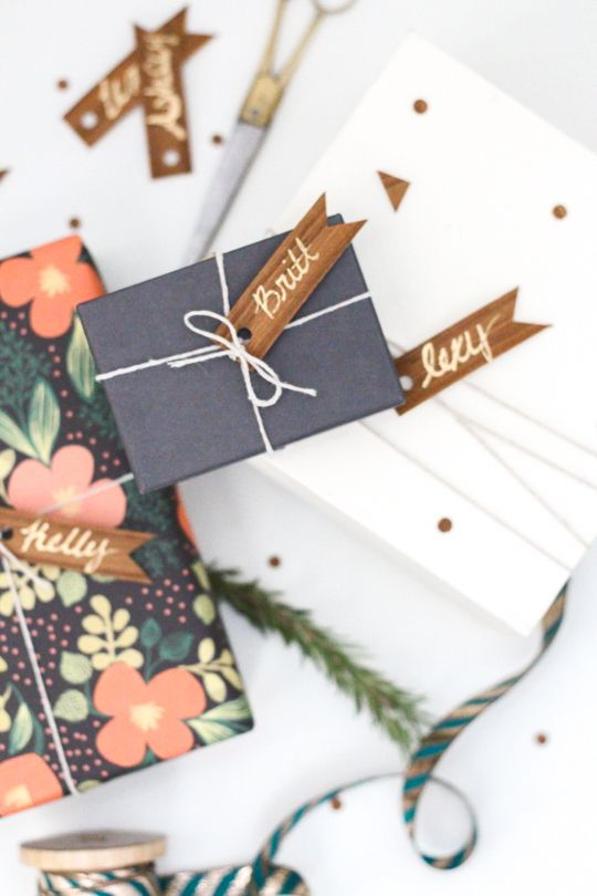 gifts under $50 wrapped