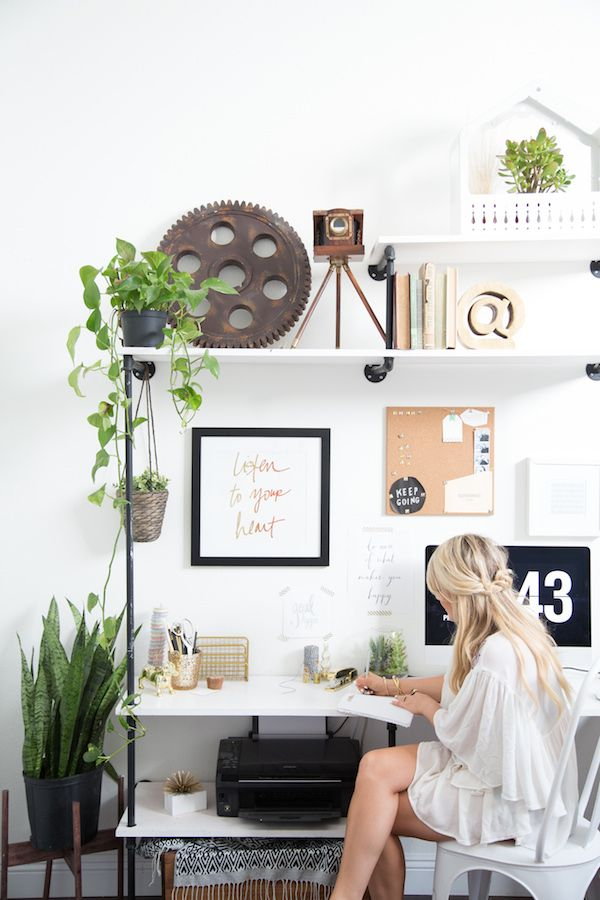 Apartment Refresh: Your Home Office