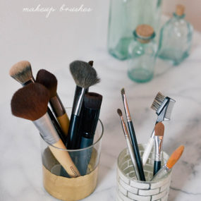My Favorite Affordable Makeup Brushes