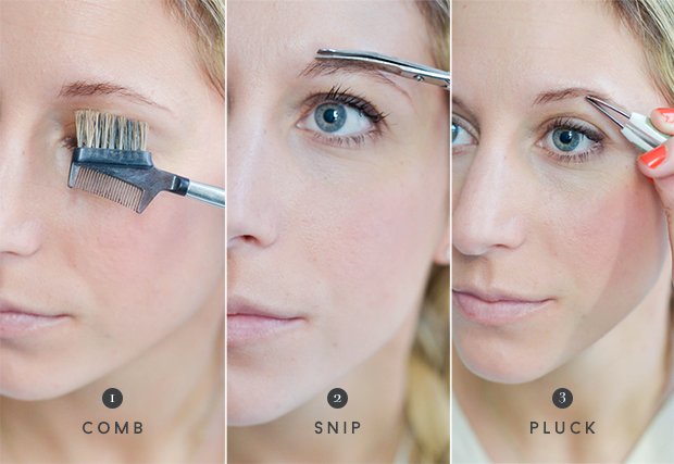 Fine Eyebrow Tutorial For Thin Or Sparse Brows Advice From A Twenty Hairstyle Inspiration Daily Dogsangcom