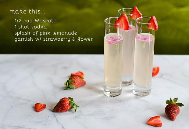 moscato drink recipe