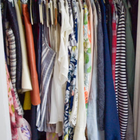 How To: Clean Out Your Closet