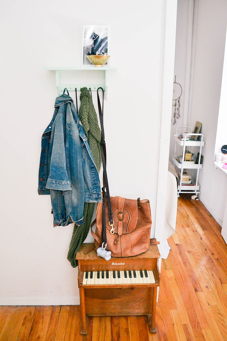 nyc apartment tour