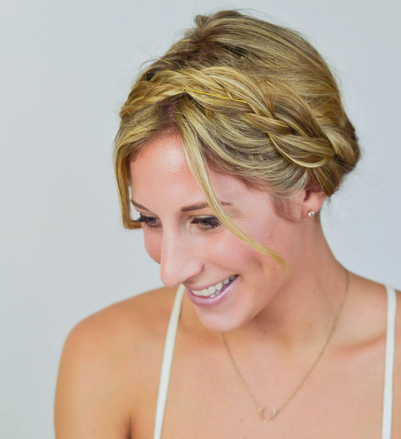 The Only Milkmaid Braid Tutorial You'll Ever Need