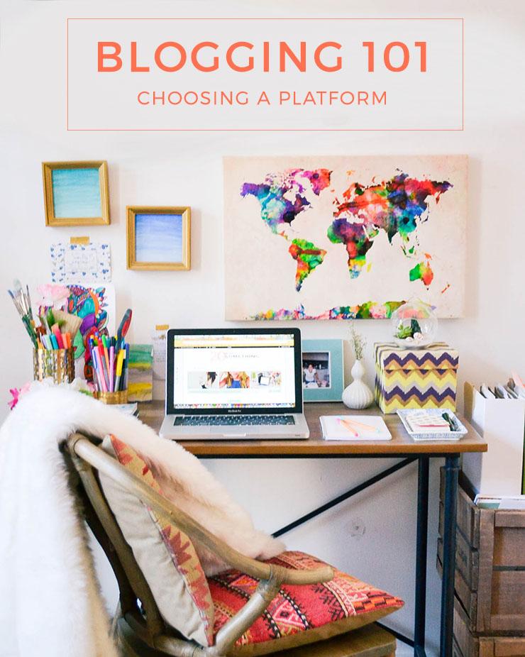 Blogging 101: Choosing a Platform