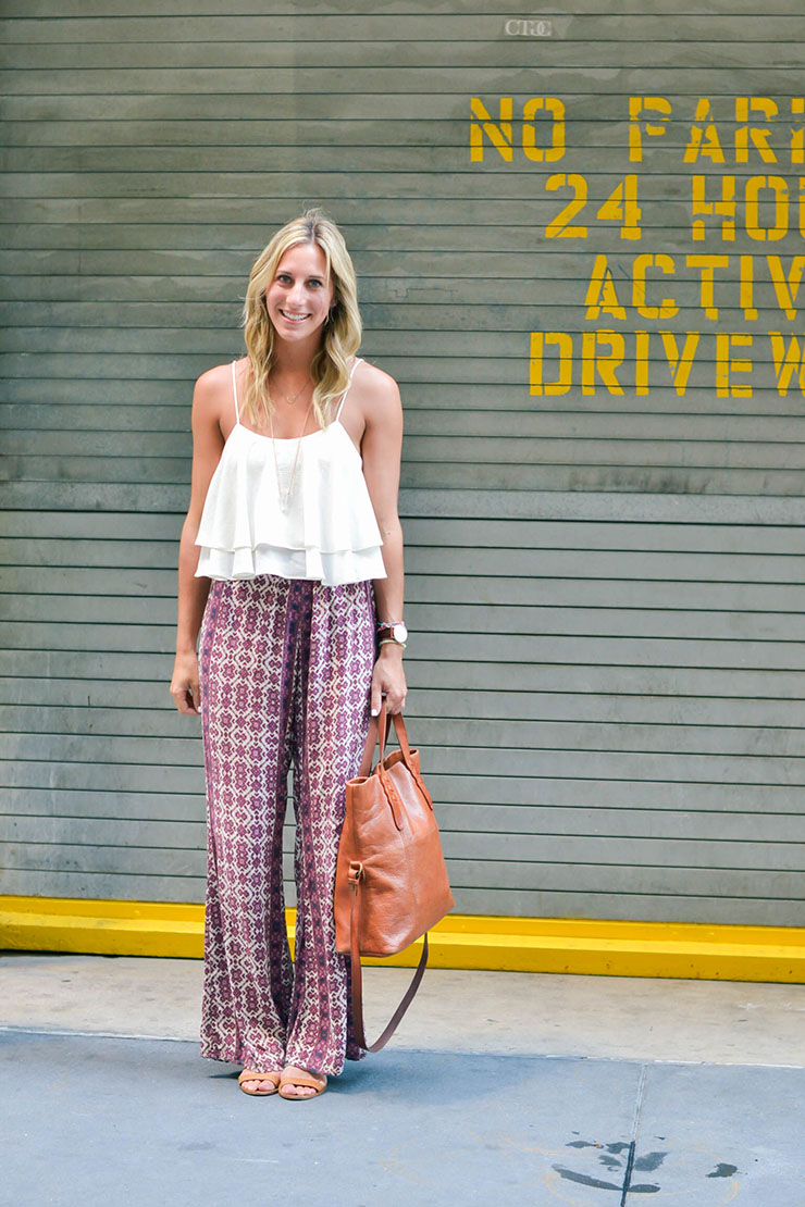 brandy melville hippie pants
