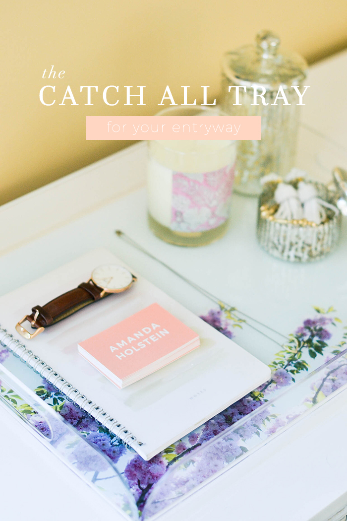 catch-all-tray