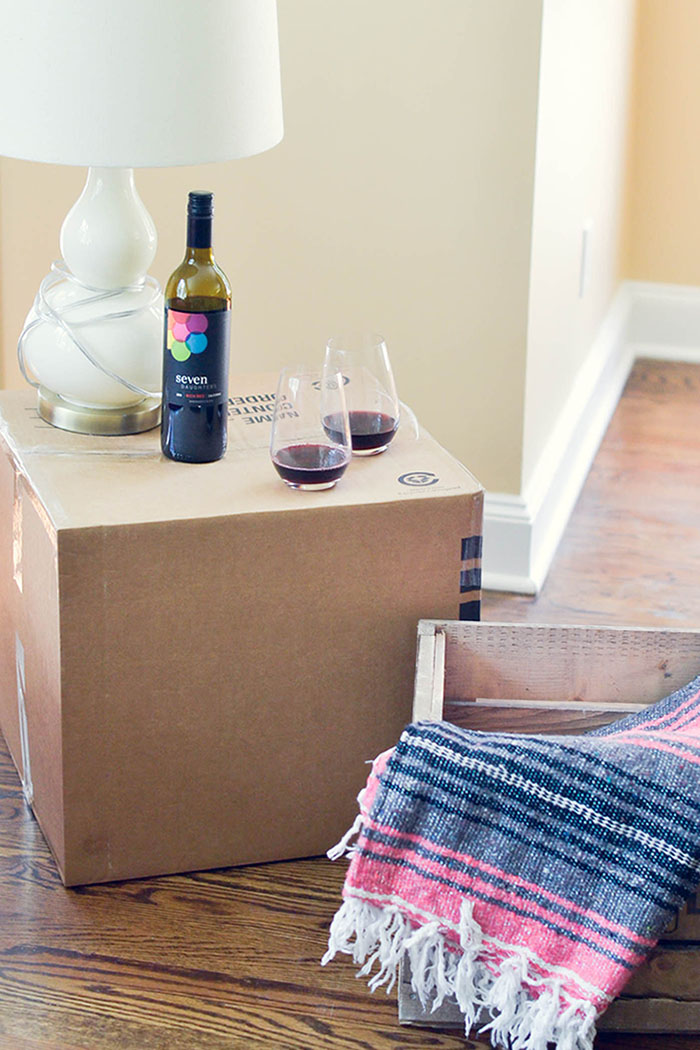 How To Stay Calm During a Big Move
