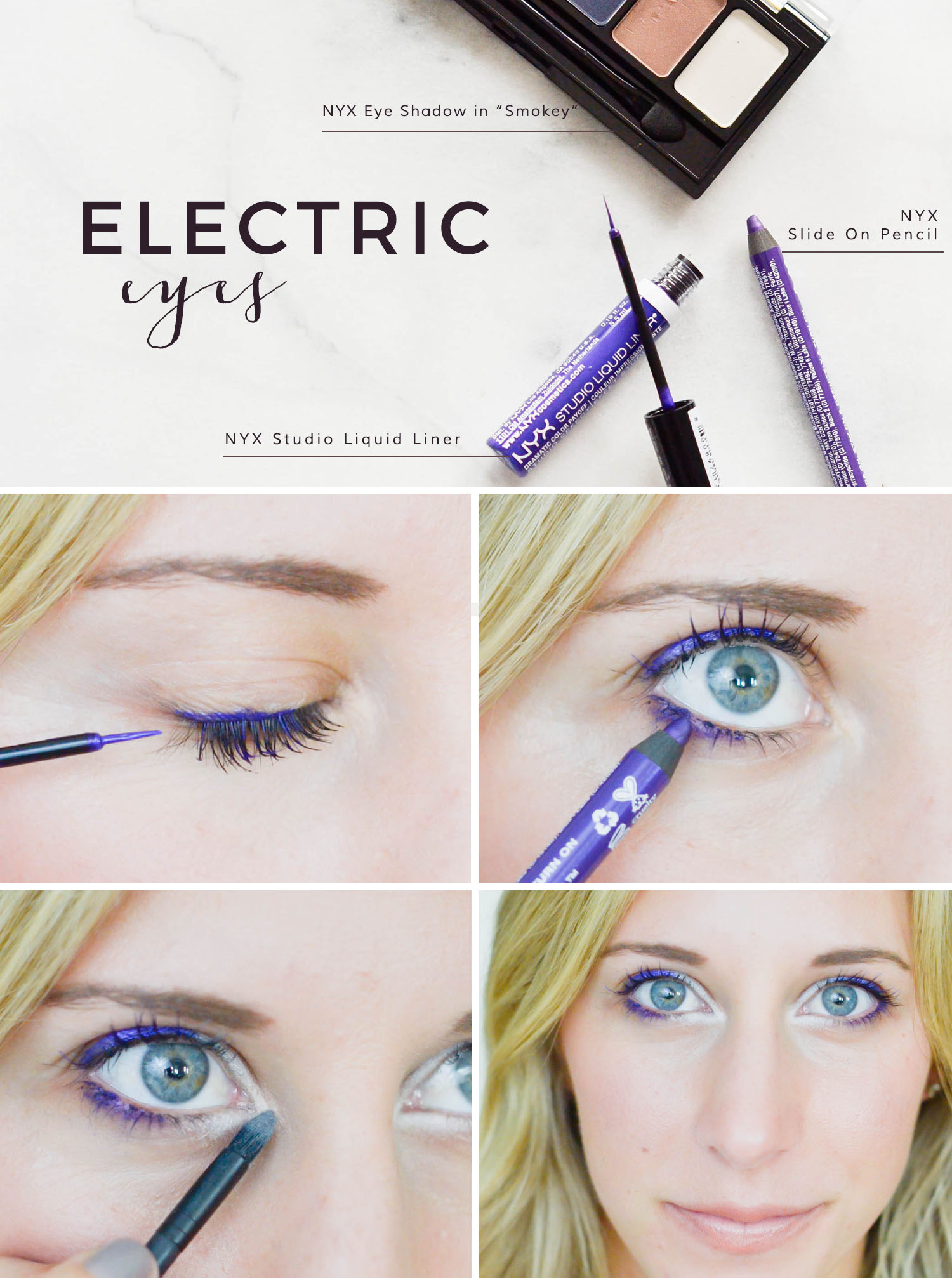 electric eyes tutorial