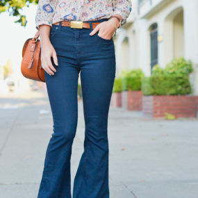 All About Them Flare Jeans