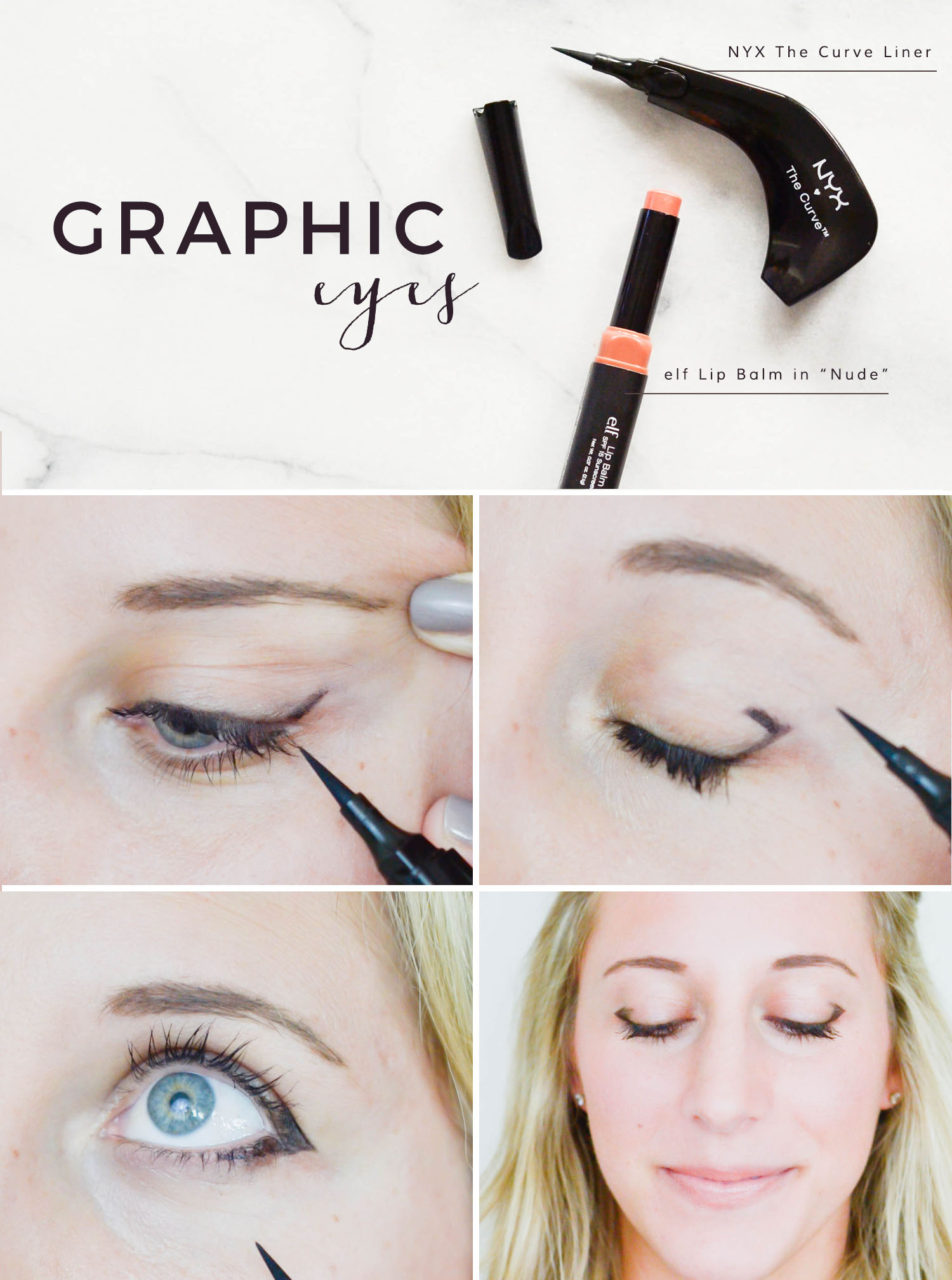 graphic eyes tutorial