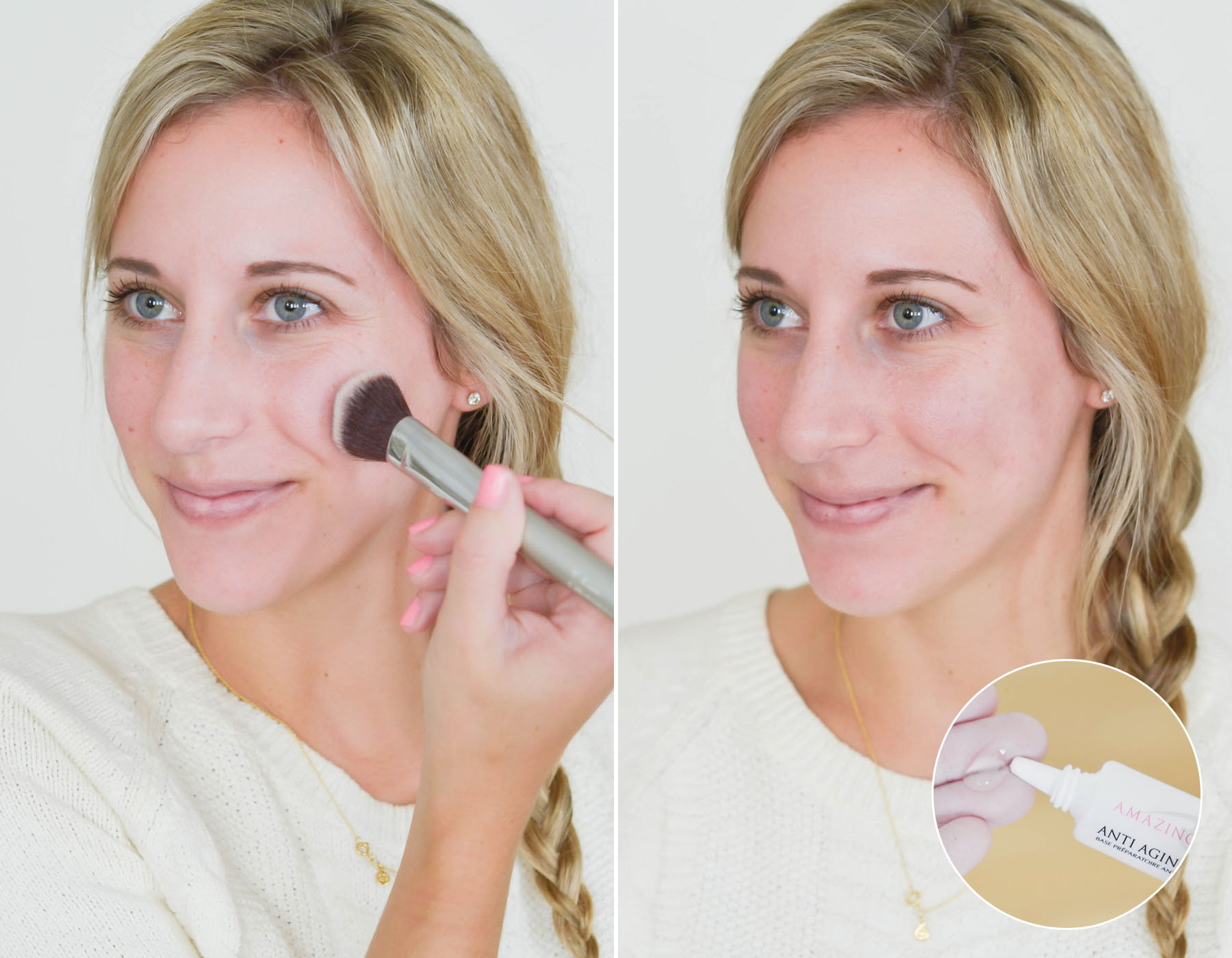 How to make wrinkles with makeup