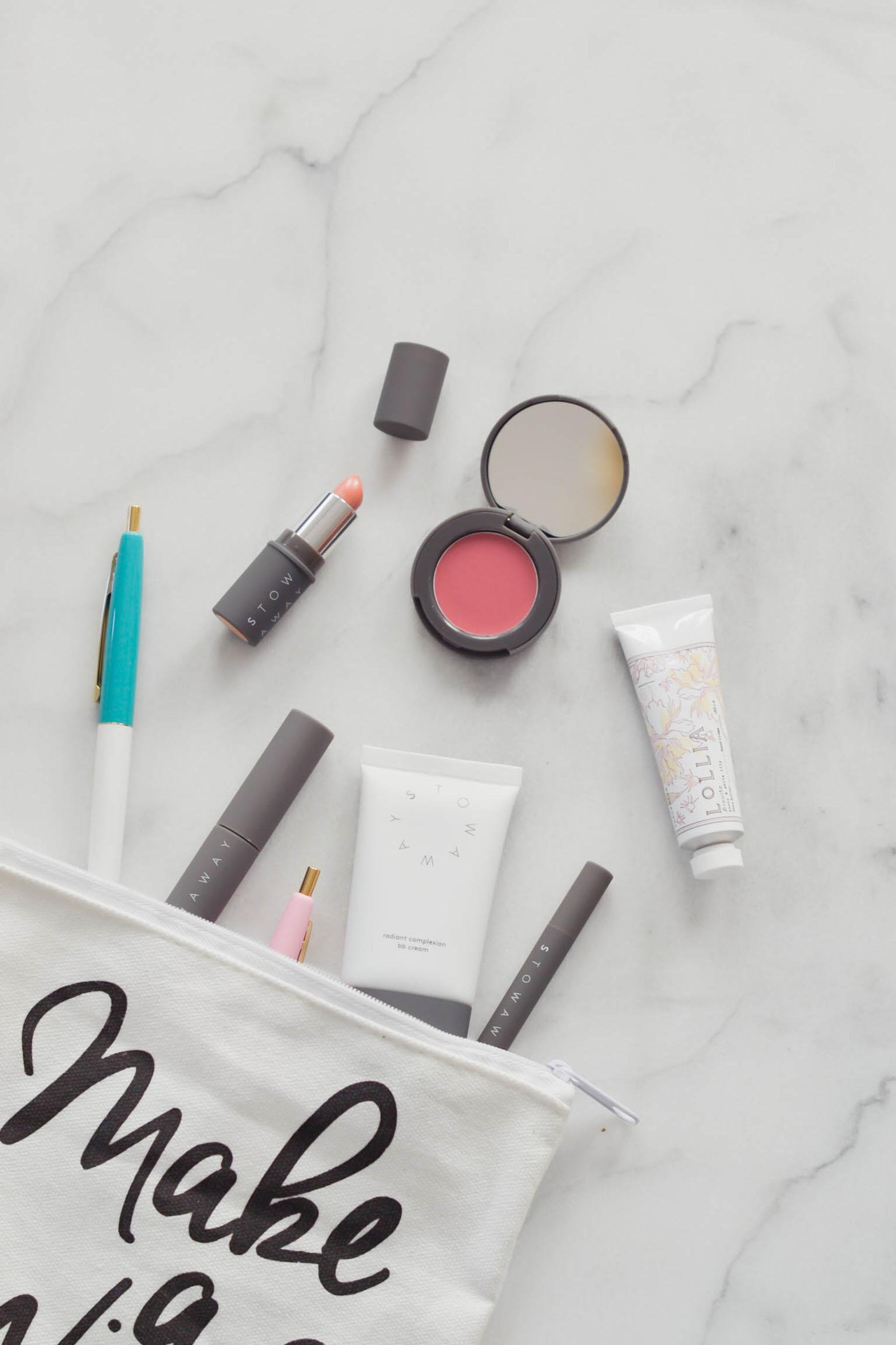 Stowaway Cosmetics Giveaway!