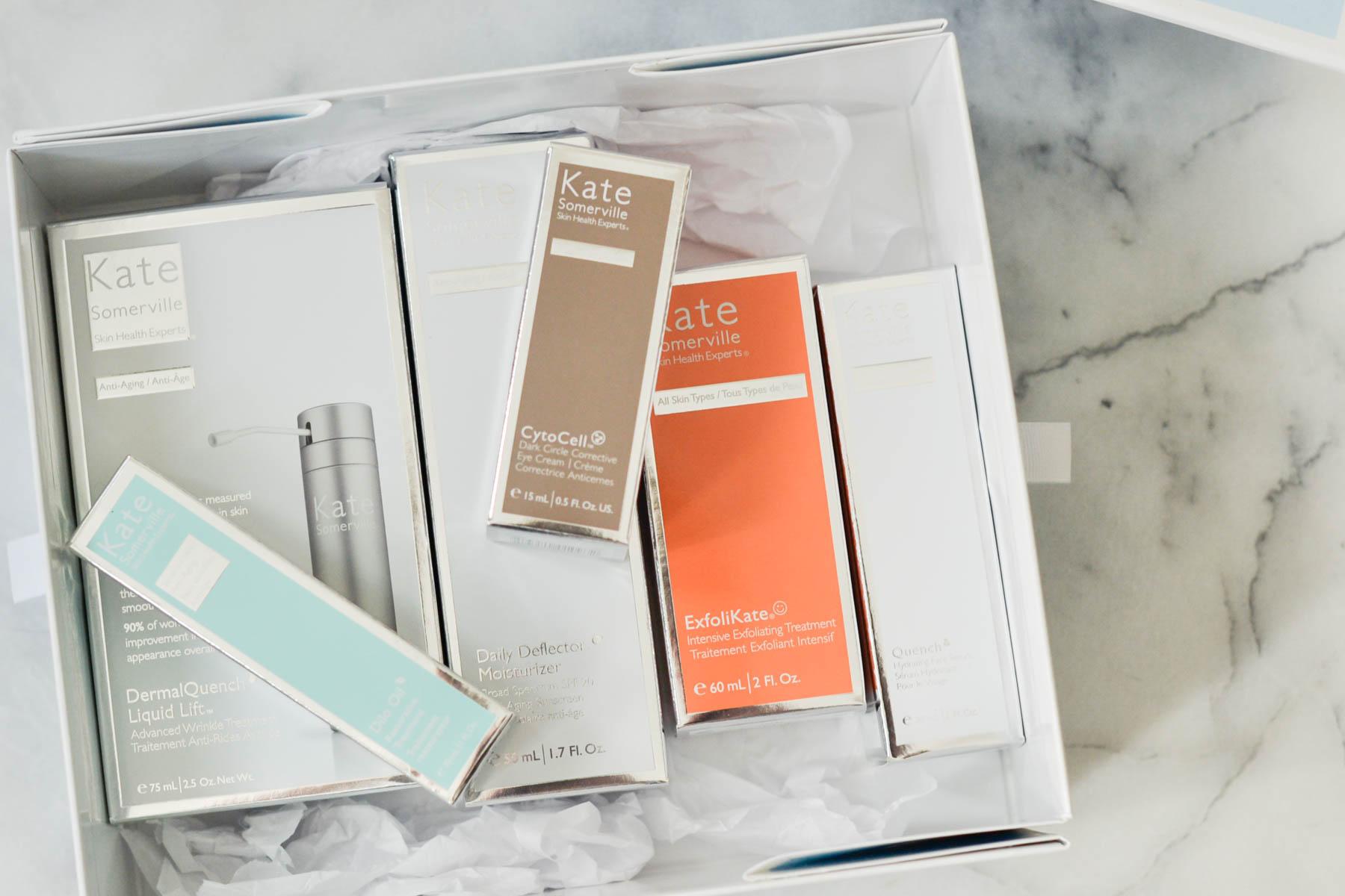 GIVEAWAY: Kate Somerville Gift Set