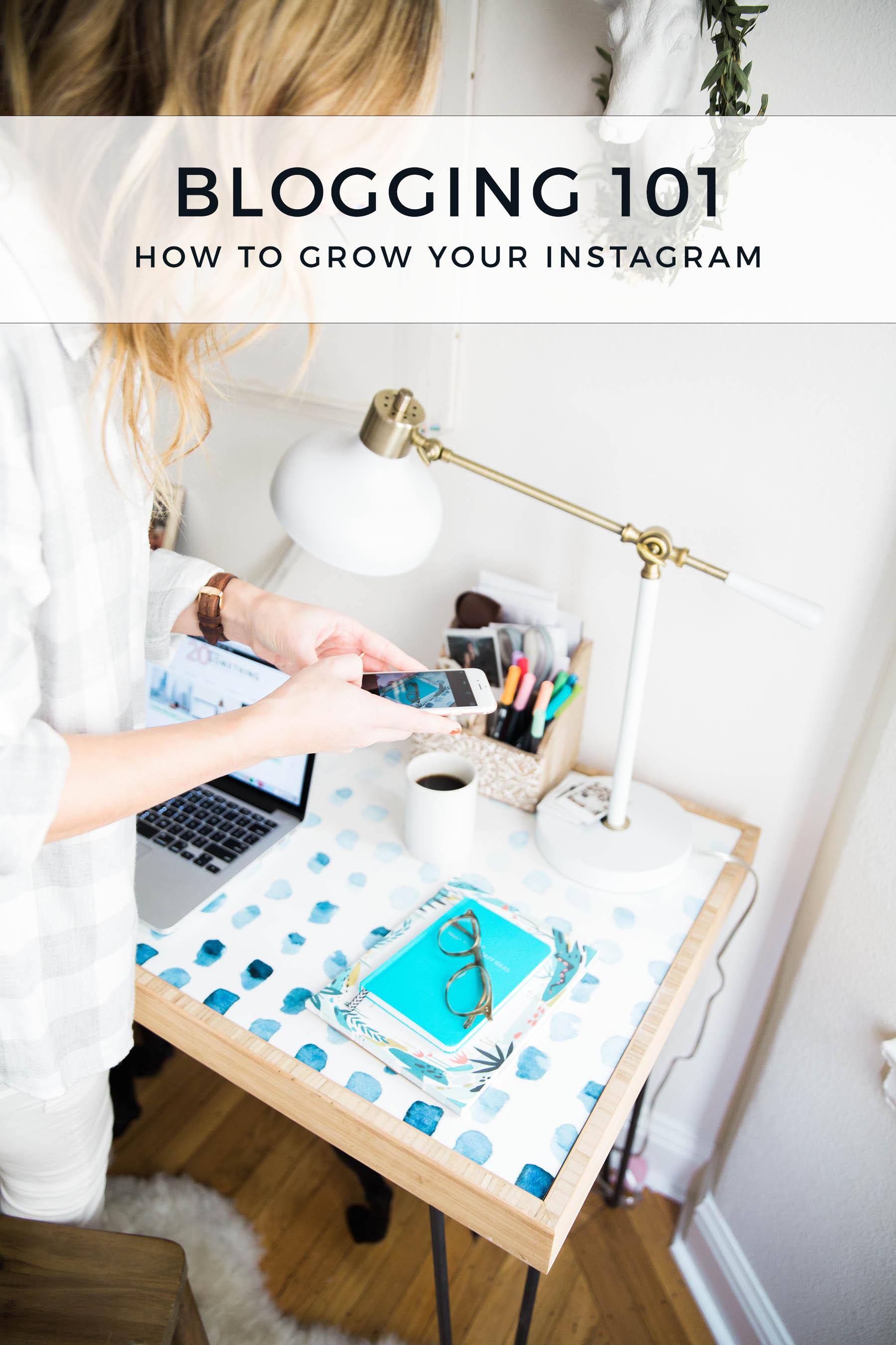 grow instagram following