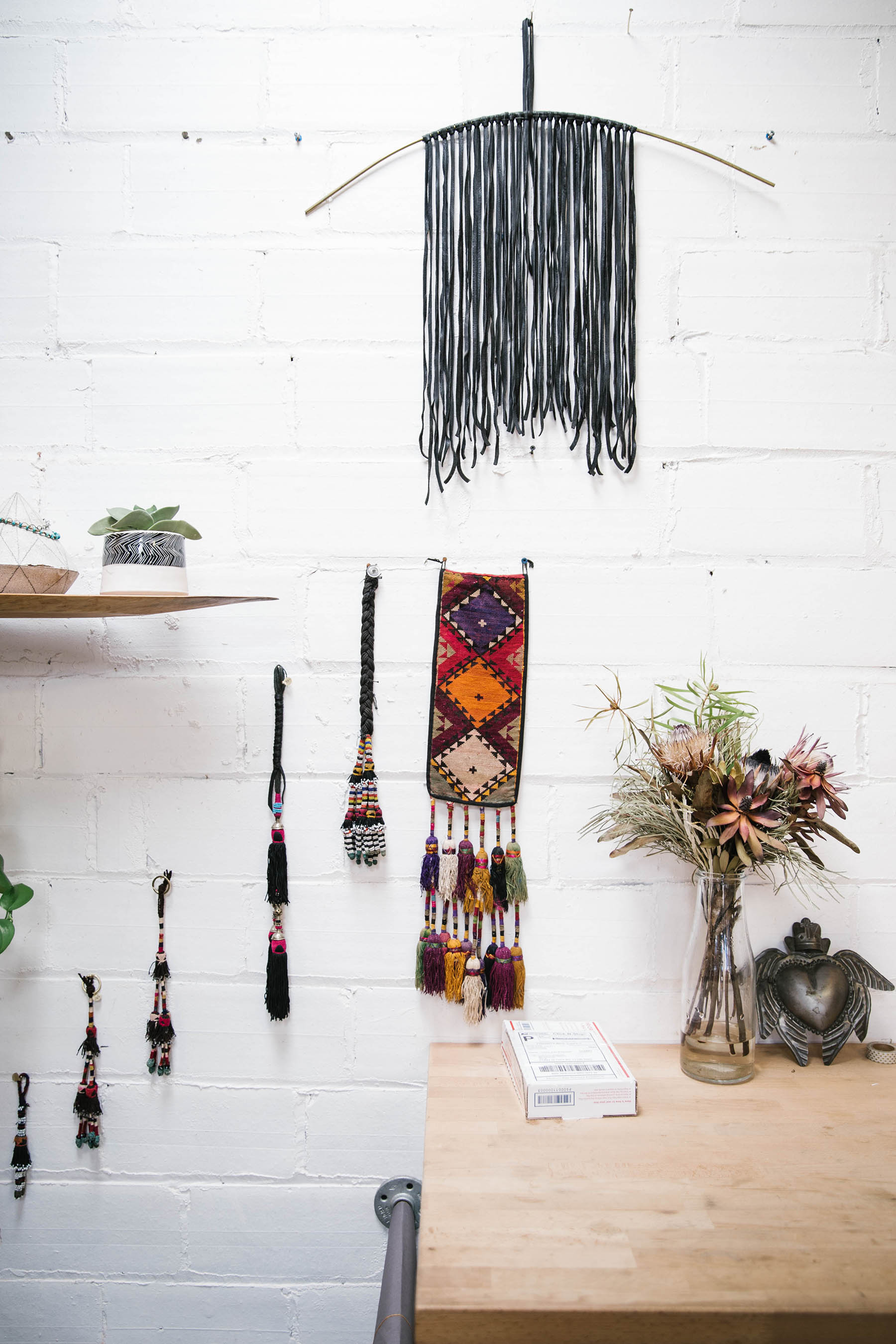 Marisa Mason jewelry designer store in Temescal Alley, Oakland