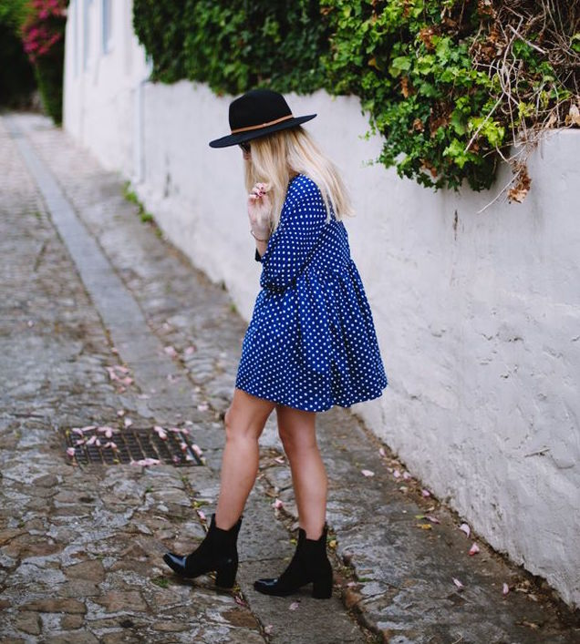 10 Ways to Wear the Swing Dress This Spring