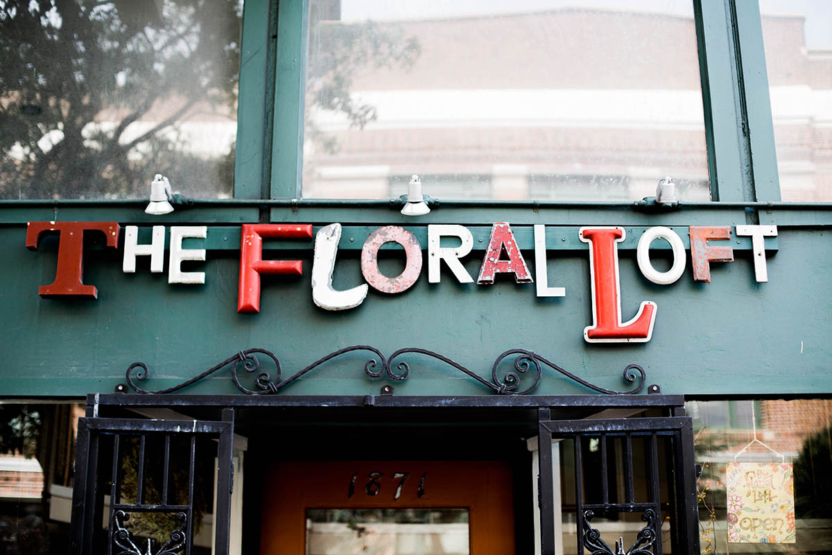san francisco flower shops the floral loft