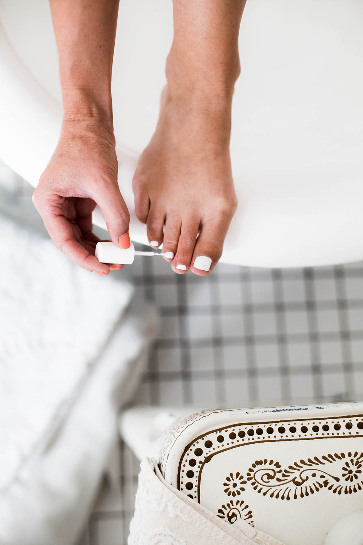 5 Steps to an At-Home Pedicure