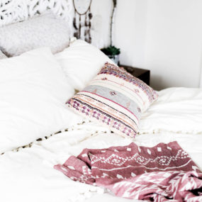 How to Brighten Up Your Bedroom for Summer