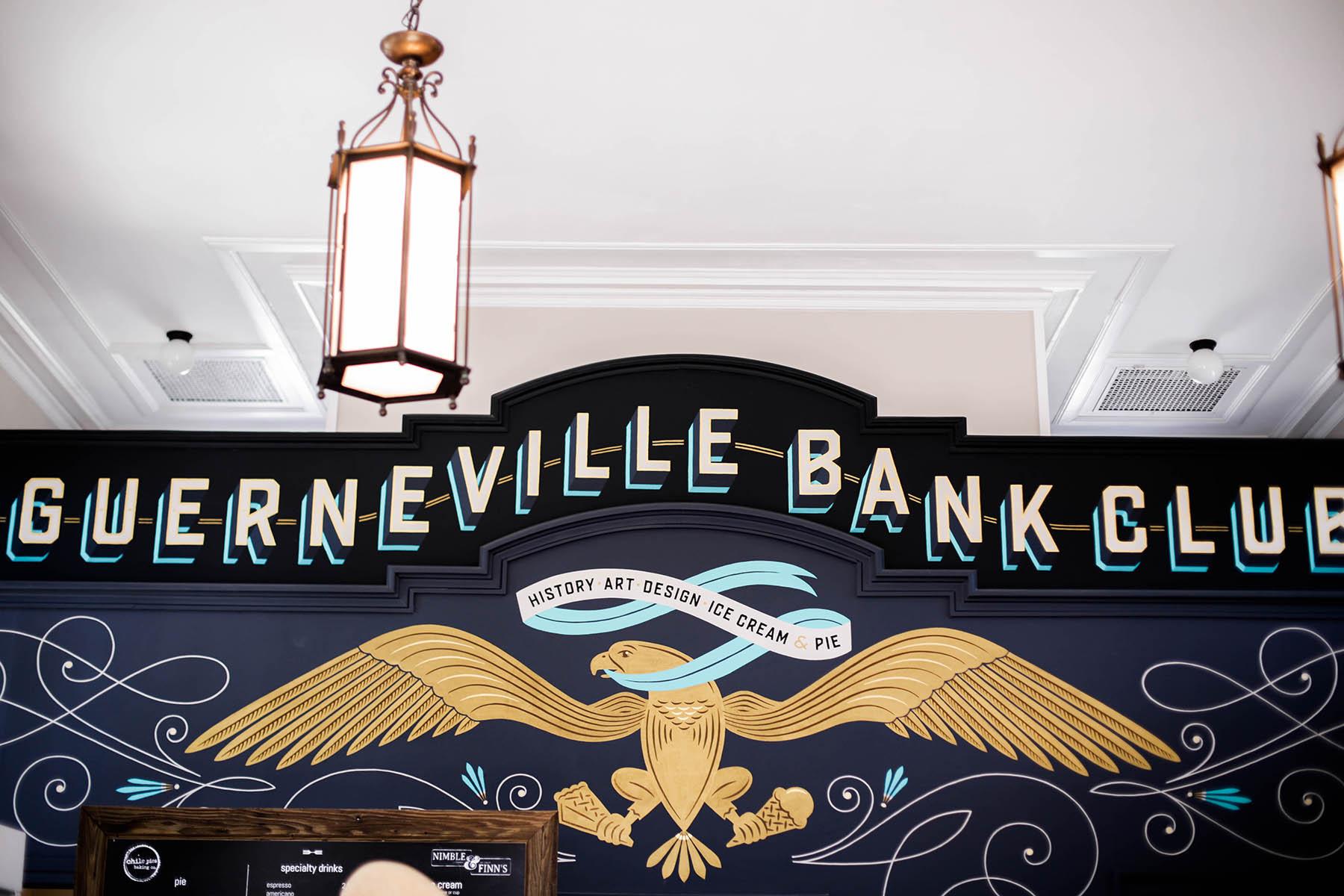 Guerneville Bank Club, California