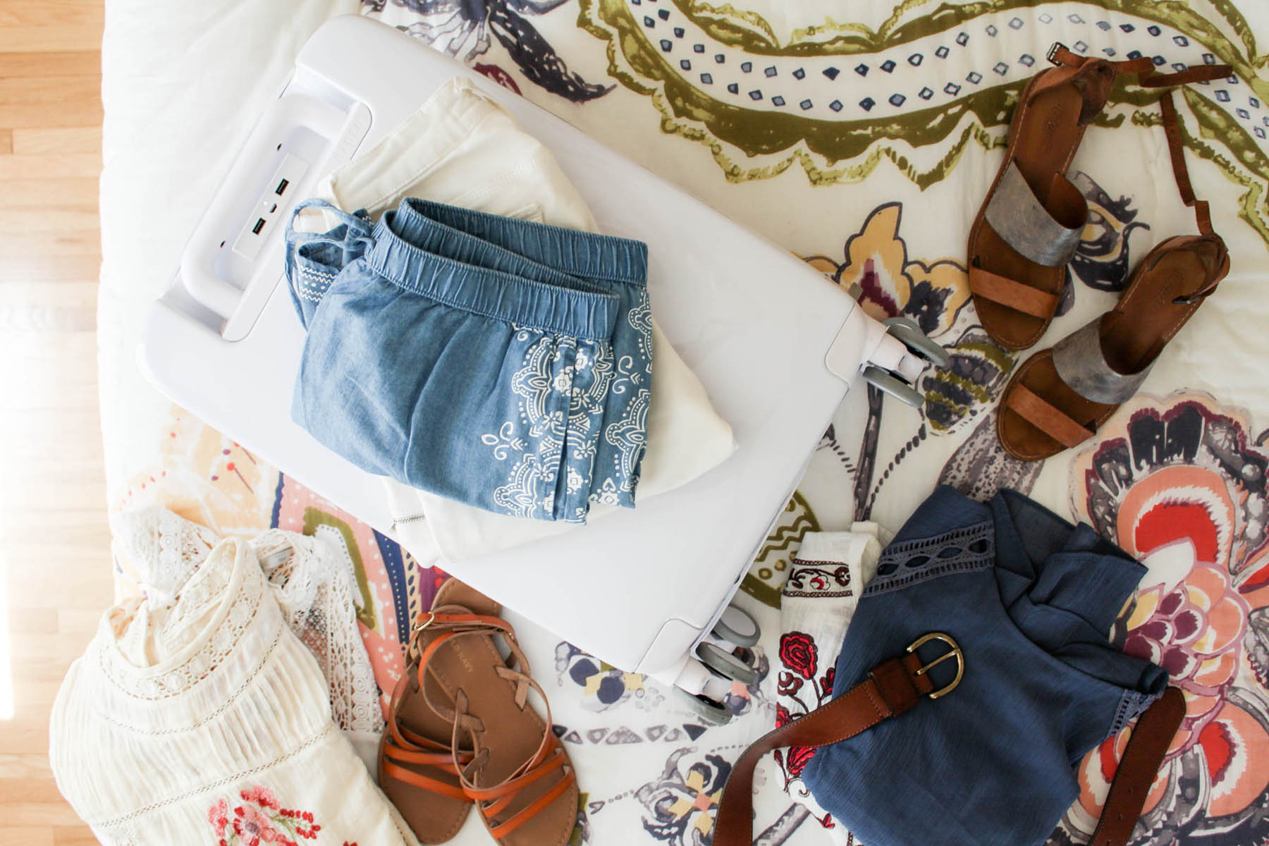Your 5 Step Guide to Packing Perfectly Every Time