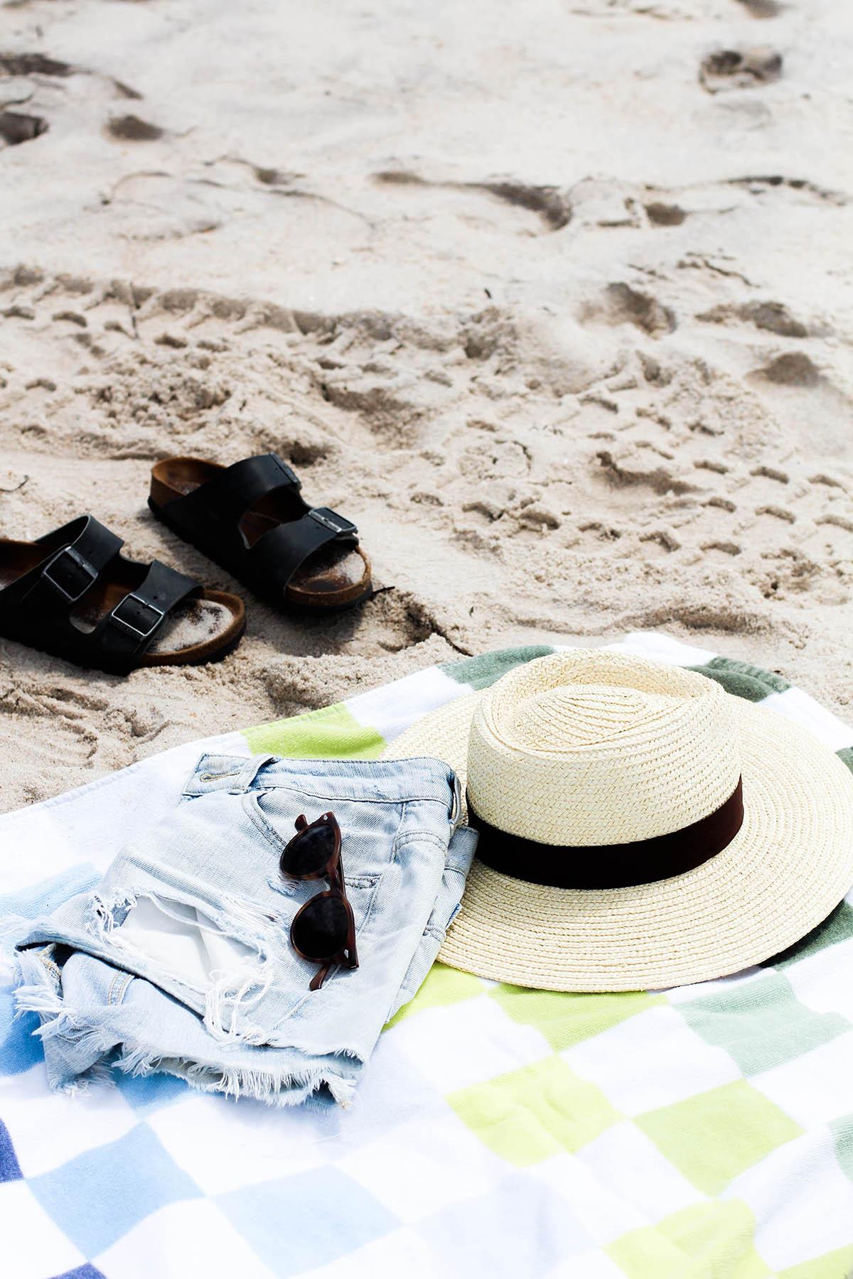 beach essentials for summer
