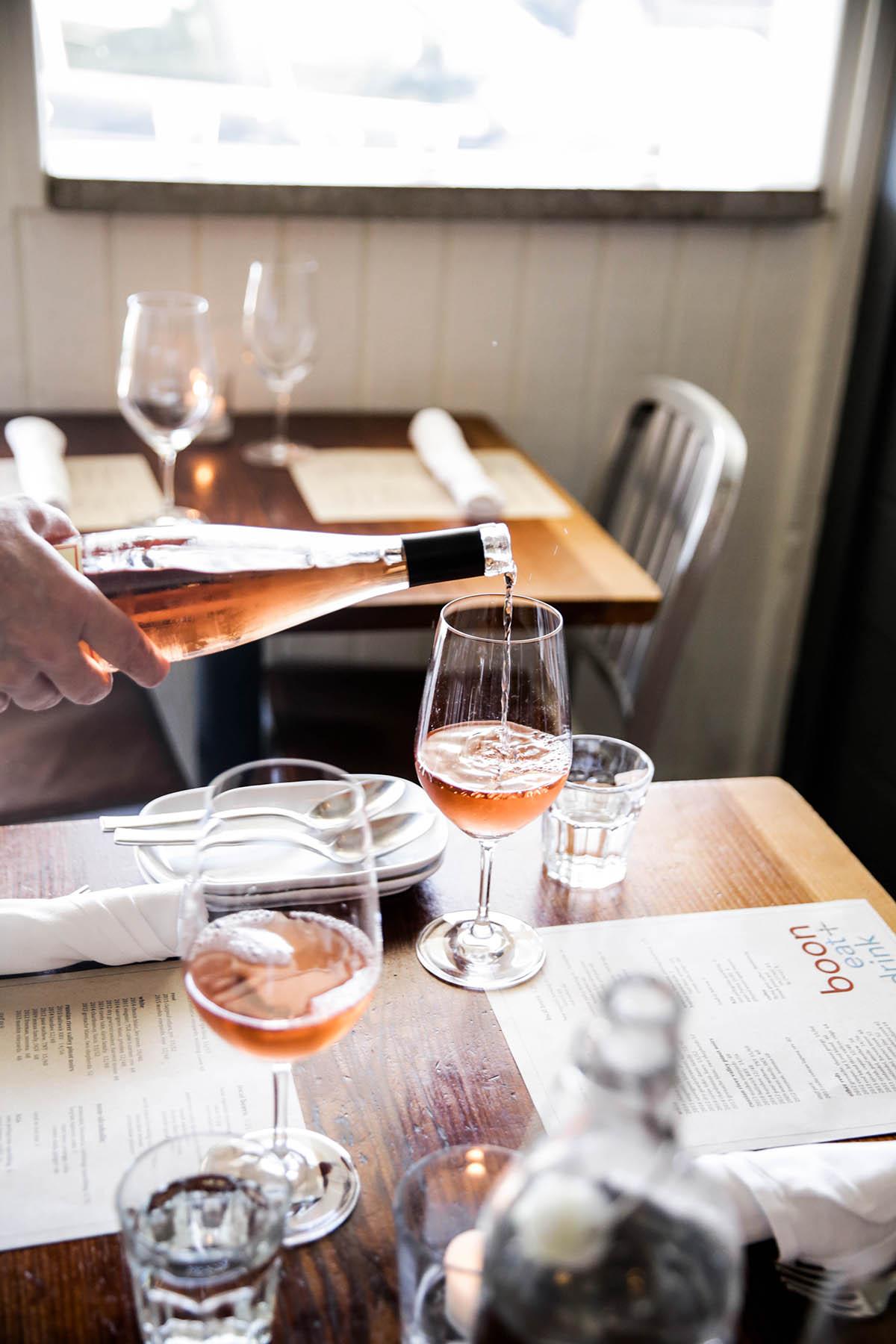 Guerneville restaurants boon eat + drink