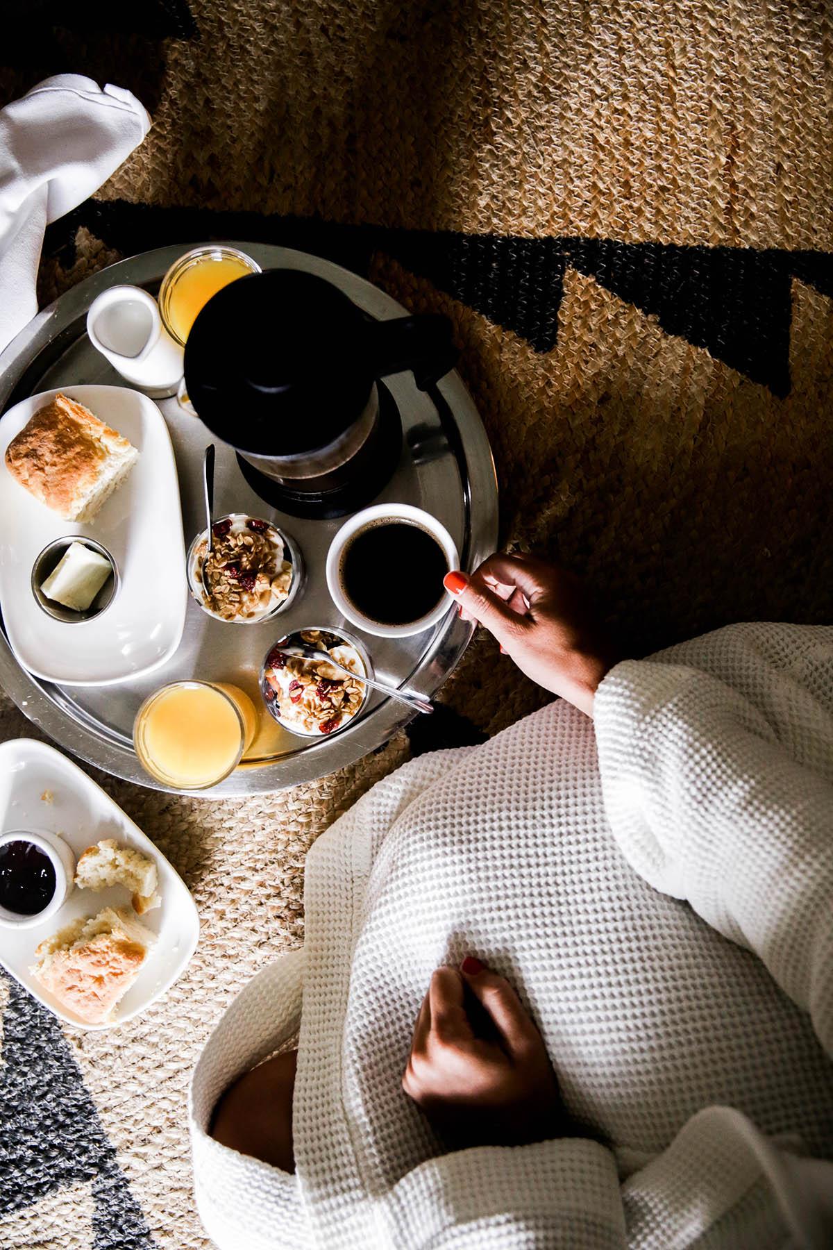 boon hotel + spa breakfast