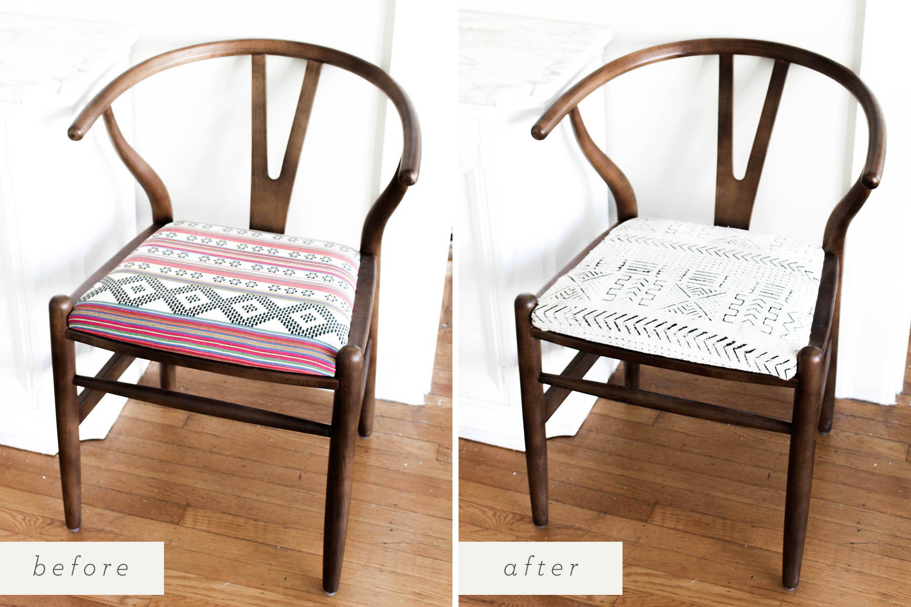 DIY Dining Chair Makeover