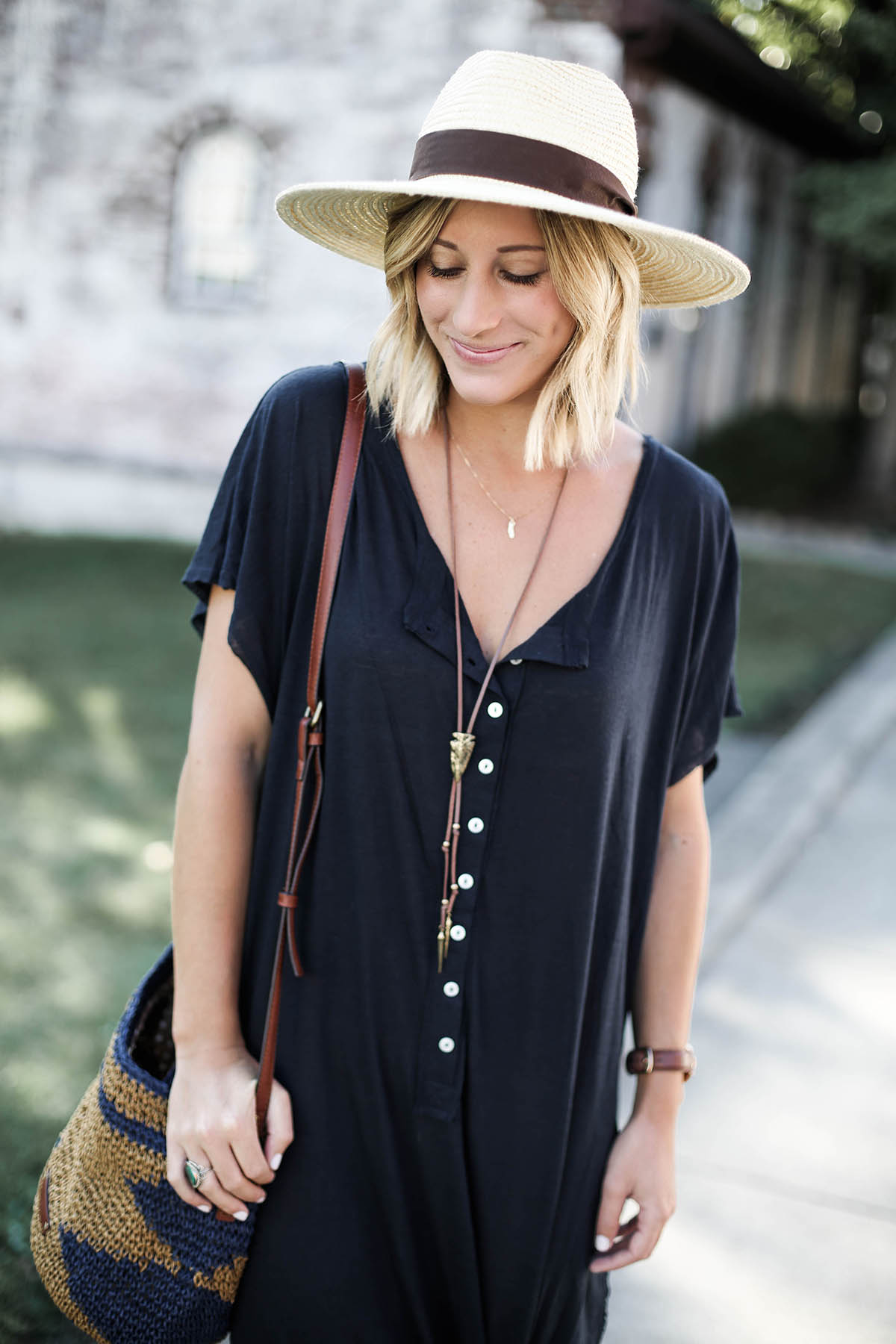free people marrakesh oversized maxi dress outfit