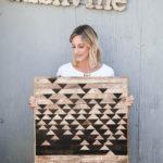 Creative Spotlight: 1767 Designs Wood Wall Art