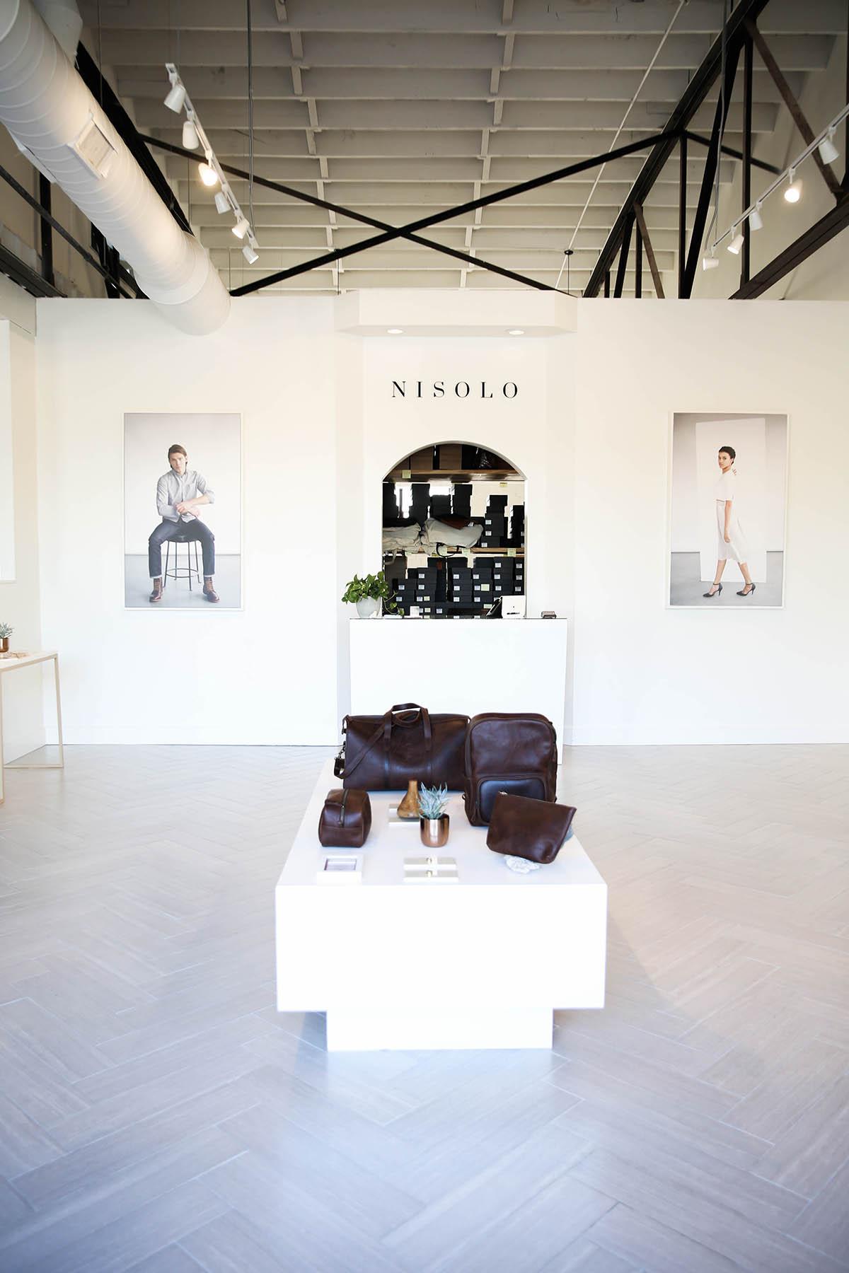 Nashville clothing boutiques Nisolo