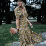 How to Wear Floral Prints in Fall