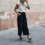 3 Styling Tips on How to Wear Culottes