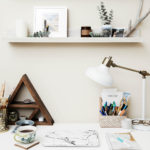 My Light & Bright Home Office