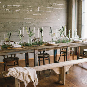 Caitlin Flemming's Warm & Rustic Friendsgiving