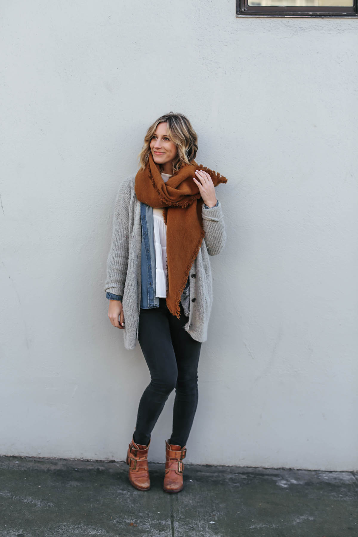 layered outfits