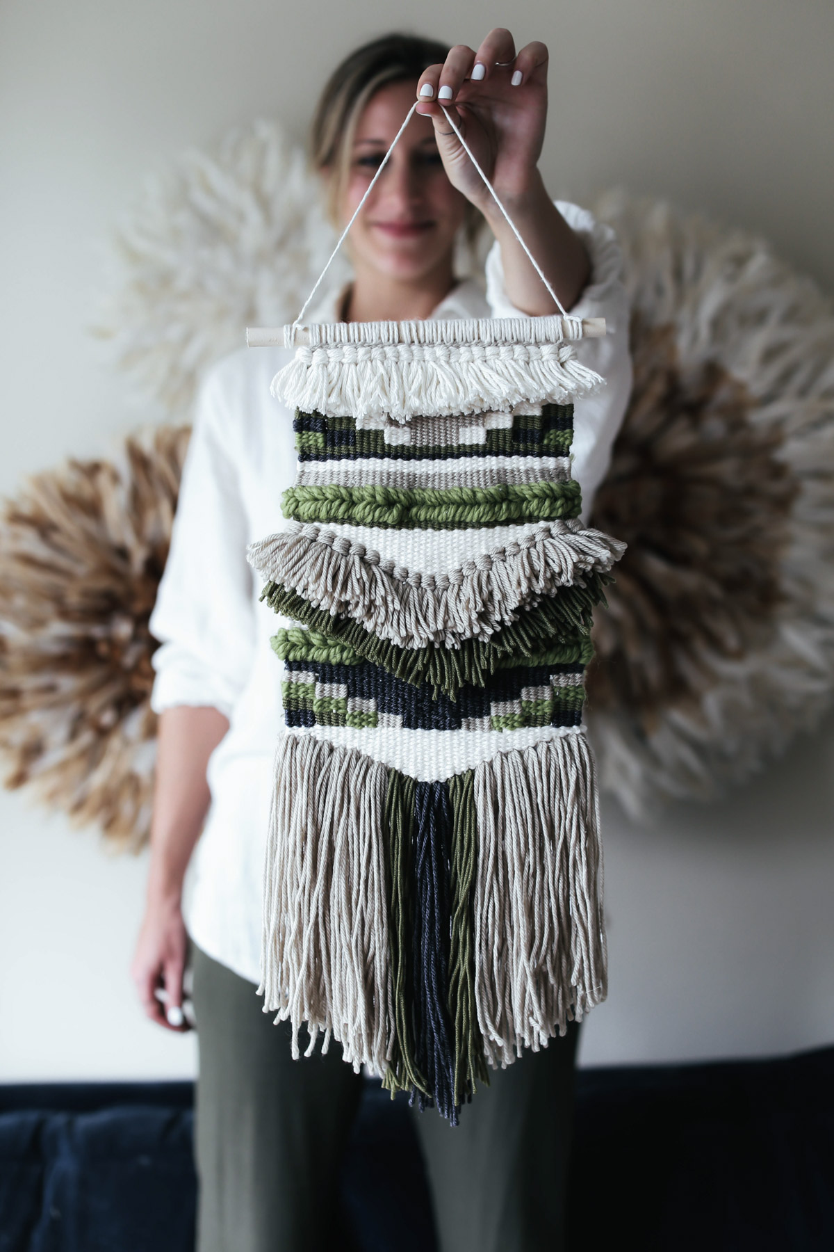 How I Learned a New Skill: Weaving