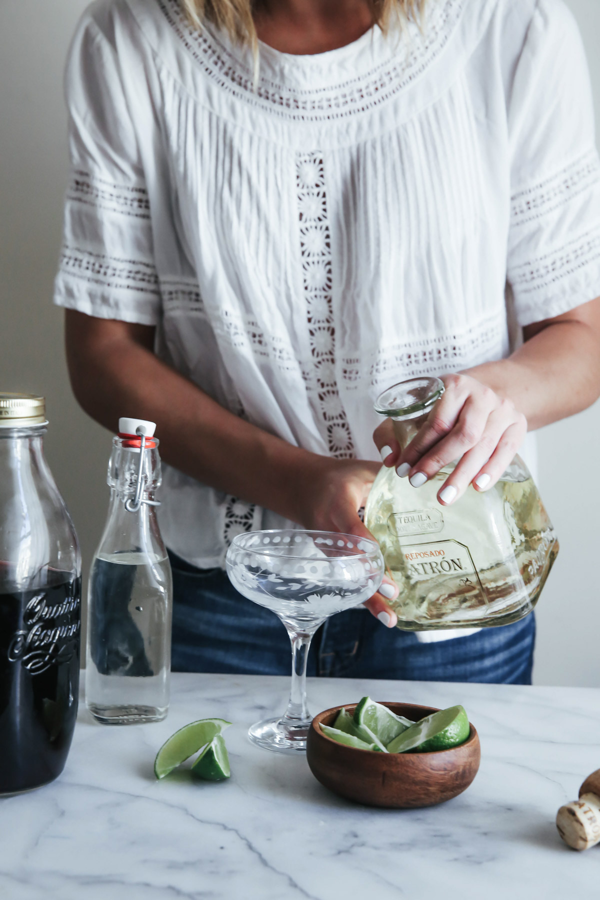 patron margarita recipe