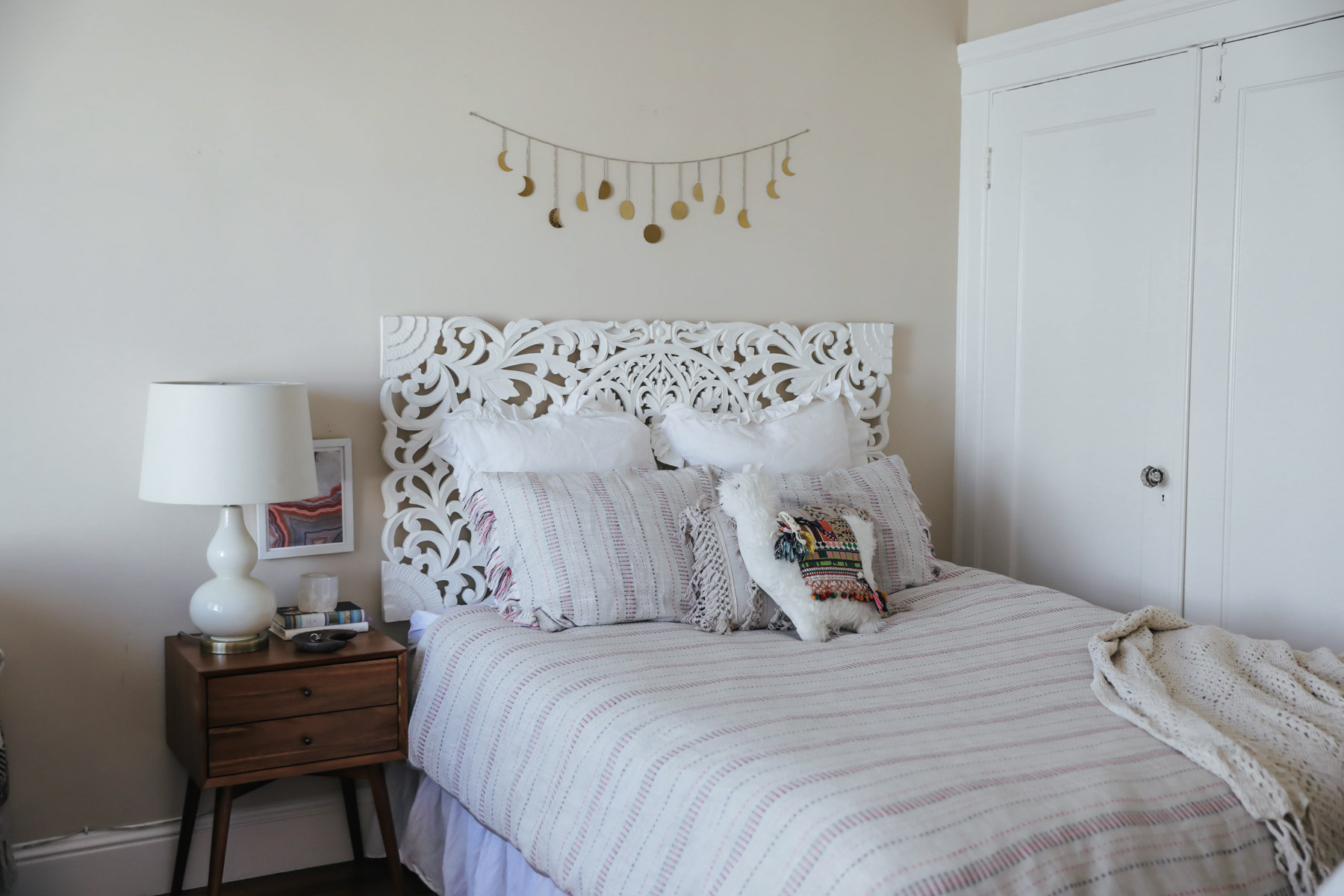 How To Create A Boho Bedroom Advice From A Twenty Something