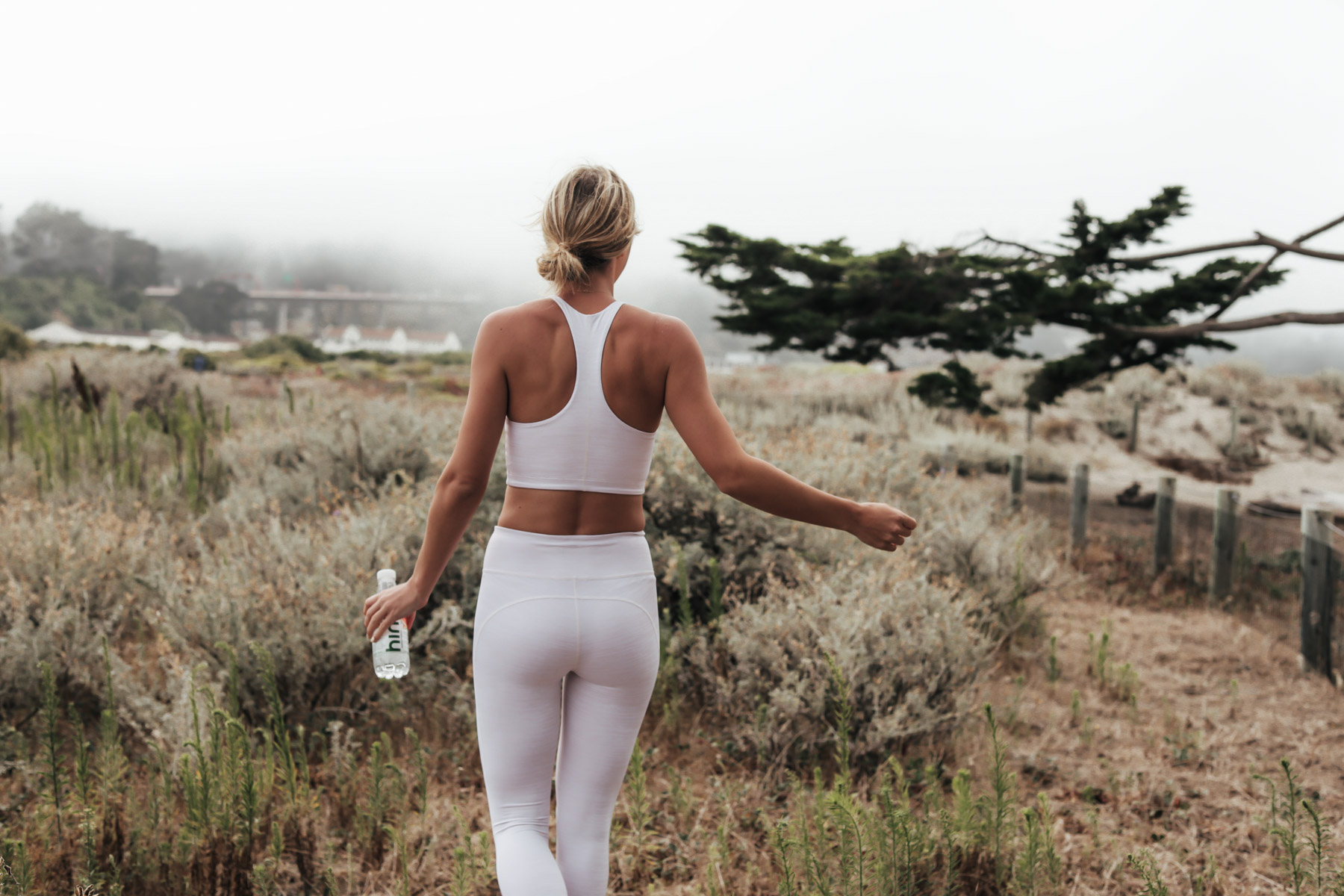 outdoor voices leggings and crop top
