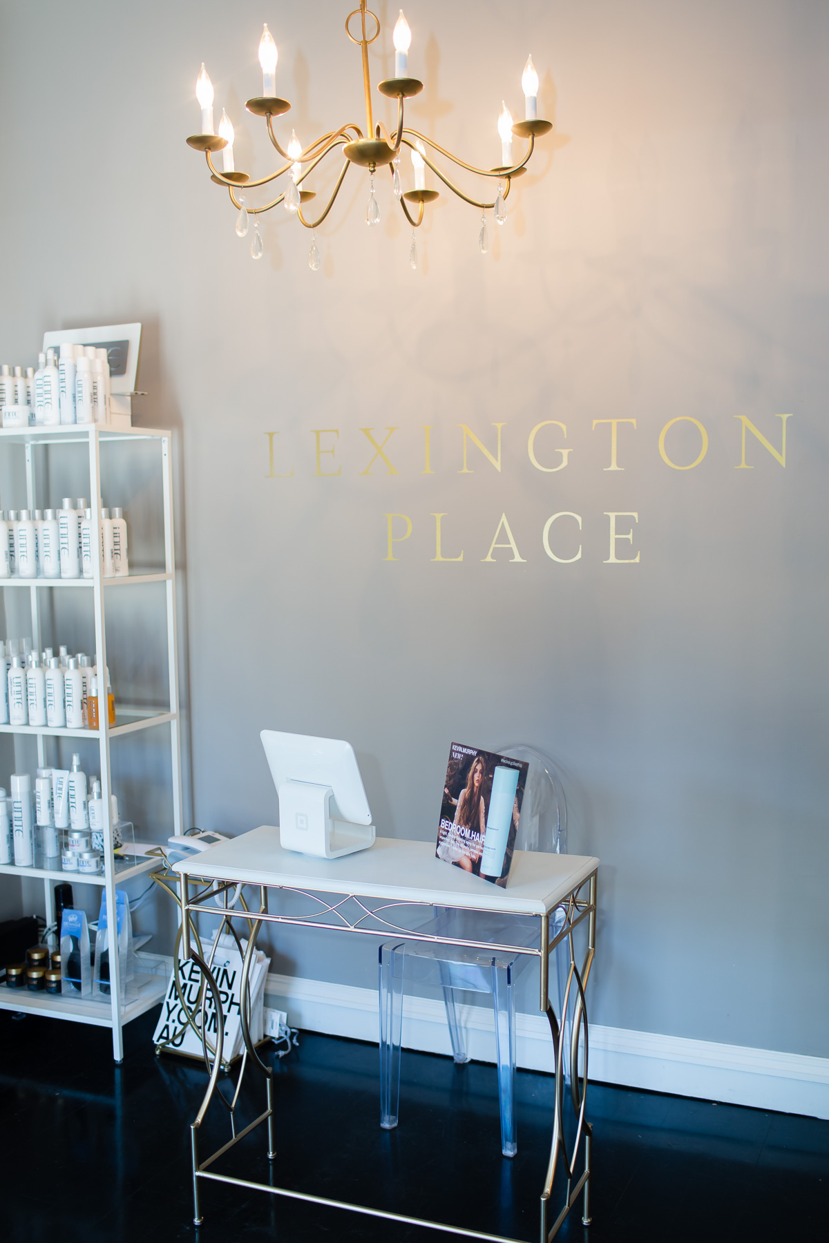 San Francisco hair salon Lexington Place